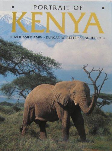 9781874041481: Portrait of Kenya
