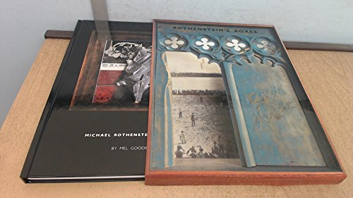 Michael Rothenstein's Boxes: Gooding, Mel & Peter Nahum.