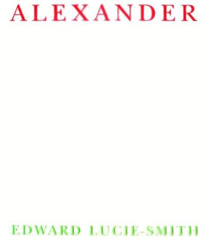9781874044017: Alexander