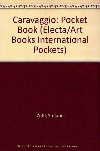 Caravaggio (Electa/Art Books International Pockets): Zuffi, Stefano