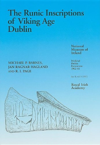 9781874045427: The Runic Inscriptions of Viking Age Dublin (Medieval Dublin Excavations series B)