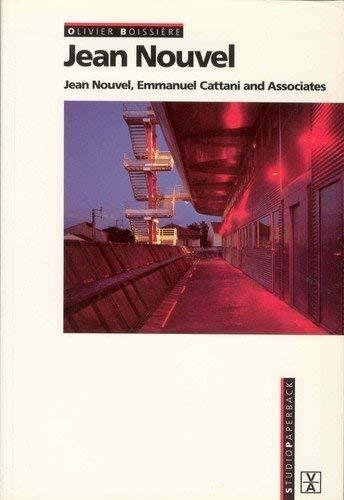 9781874056102: Jean Nouvel: Jean Nouvel, Emmanuel Cattani and Associates