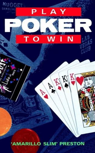 9781874061014: Play Poker to Win