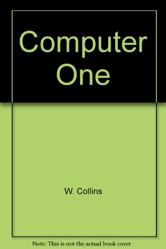 9781874061120: Computer One