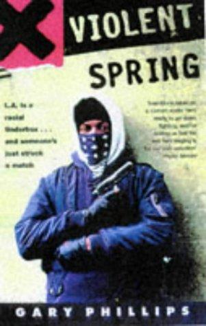 9781874061755: Violent Spring (An Ivan Monk Mystery)