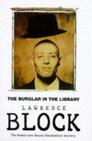 The Burglar in the Library: Lawrence Block