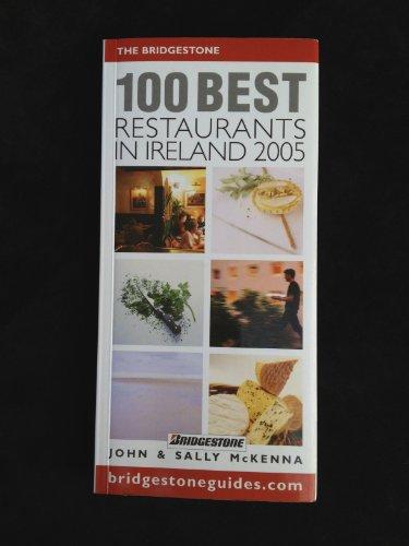 Bridgestone 100 Best Restaurants in Ireland: John McKenna