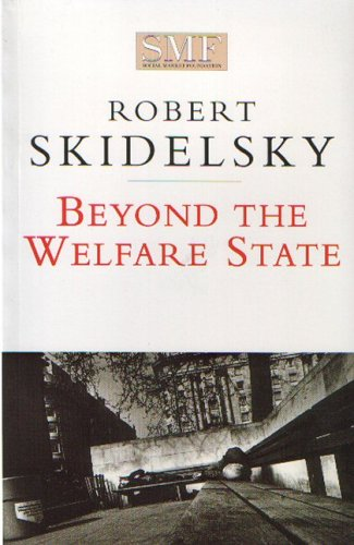 9781874097136: Beyond the Welfare State (Social Market Foundation paper)