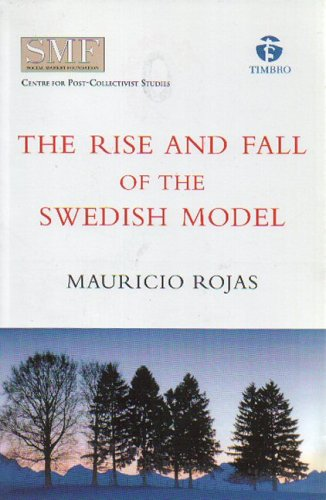 9781874097235: The Rise and Fall of the Swedish Model (Paper)