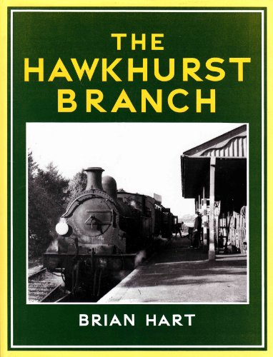 The Hawkhurst Branch (9781874103547) by Hart, Brian