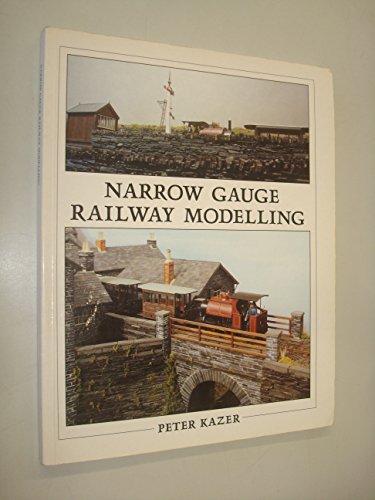 9781874103684: Narrow Gauge Railway Modelling