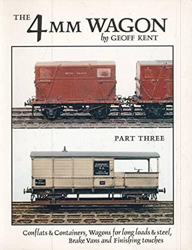 9781874103974: The 4mm Wagon: Pt.3