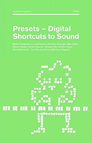 9781874104025: Presets - Digital Shortcuts to Sound