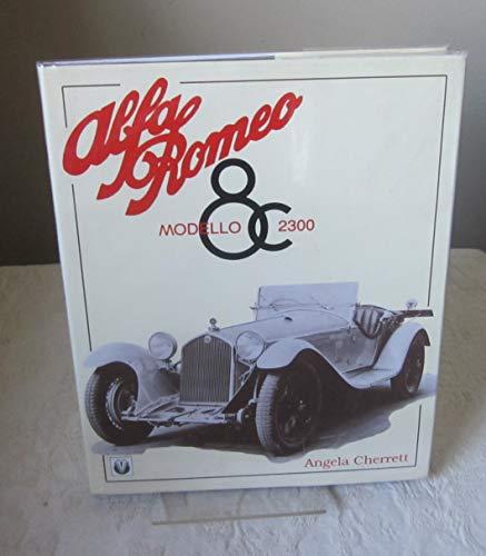 9781874105015: Alfa Romeo Modello 8C 2300