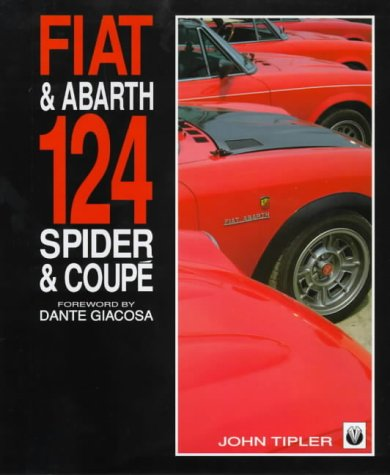 9781874105091: Fiat and Abarth 124 Spider and Coupe