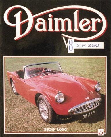 9781874105244: Daimler V8 SP250/