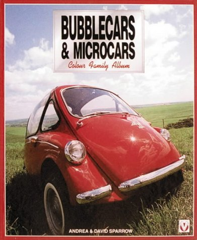 9781874105299: Bubblecars and Microcars: The Colour Family Album