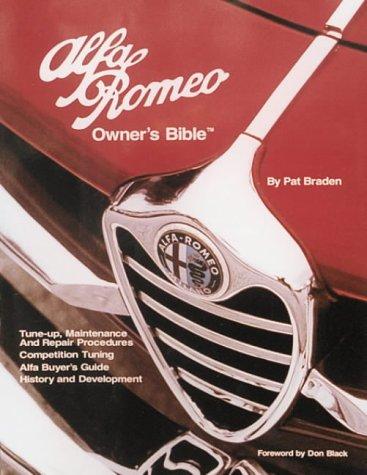 9781874105459: Alfa Romeo Owner's Bible
