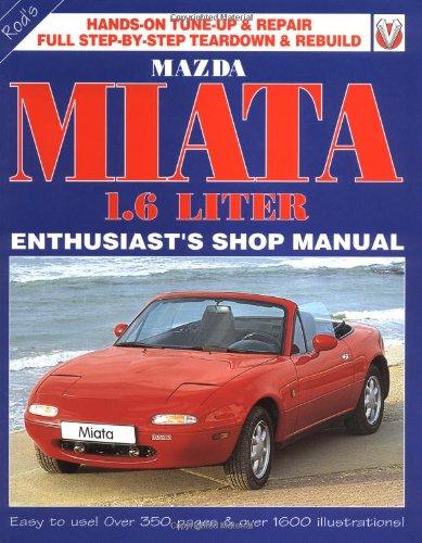 Mazda Miata Enthusiasts Manual: Grainger, R