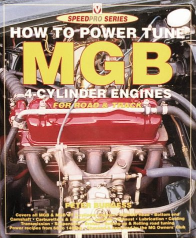 9781874105619: How to Power Tune Mgb 4-Cylinder Engines (Speedpro Series)