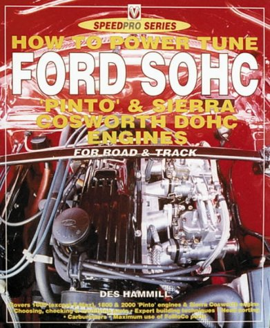 9781874105817: How to Build and Power Tune Ford Pinto Engines (Including Cosworth) (SpeedPro Series)