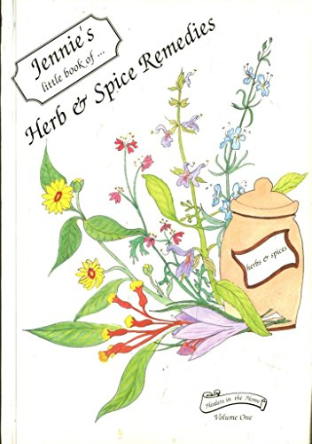 9781874131151: Jennie's Little Book of Herb and Spice Remedies