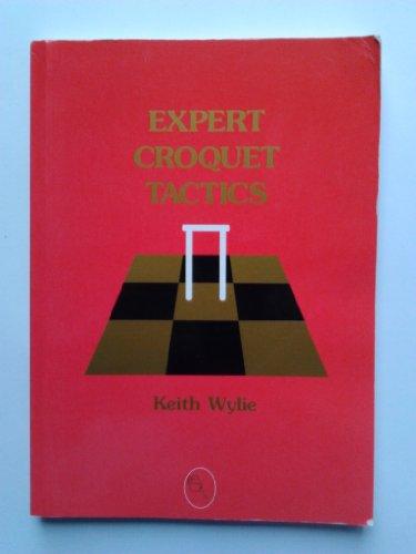 9781874135005: Expert Croquet Tactics