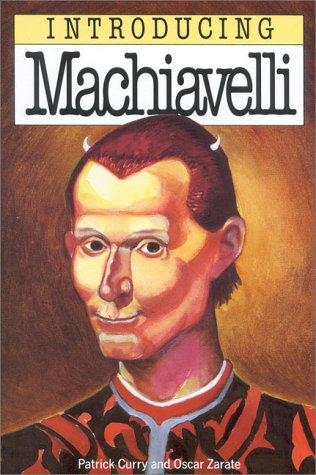 9781874166283: Machiavelli for Beginners