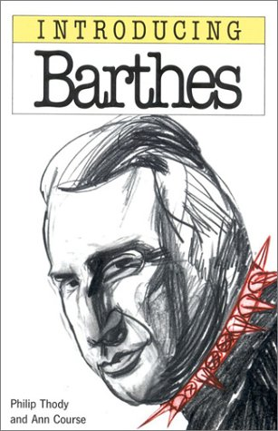 9781874166528: Introducing Barthes: A Graphic Guide