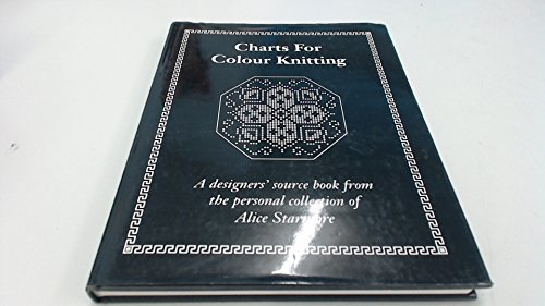 Charts for Colour Knitting - A designer's: Alice Stanmore