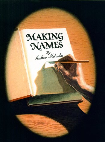 9781874222002: Making Names: Idea of Philosophy