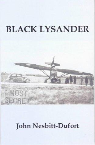 9781874262022: Black Lysander