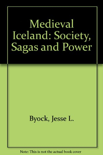 9781874312048: Medieval Iceland: Society, Sagas and Power