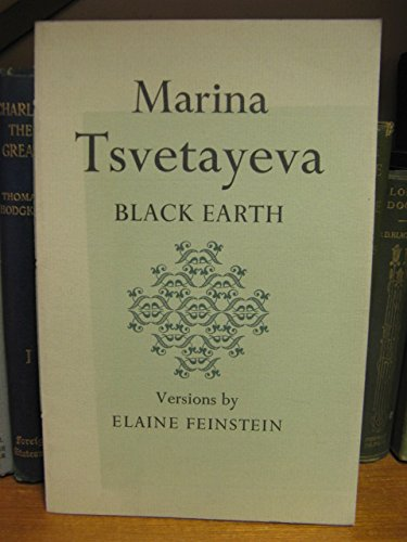 Black Earth: Tsvetayeva, Marina