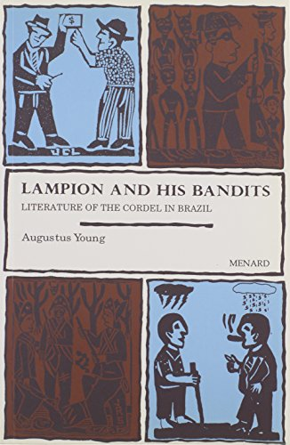 9781874320036: Lampion and His Bandits: The Literature of Cordel in Brazil