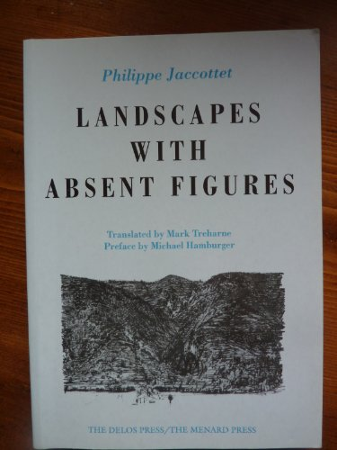 9781874320203: Landscapes with Absent Figures