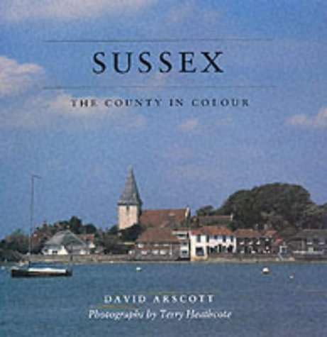 9781874336327: Sussex the Country In Colour