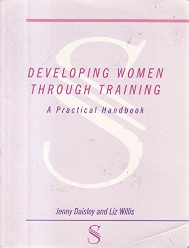 9781874348115: Developing Women Through Training: A Practical Handbook