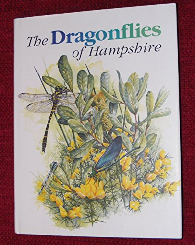 9781874357261: The Dragonflies of Hampshire