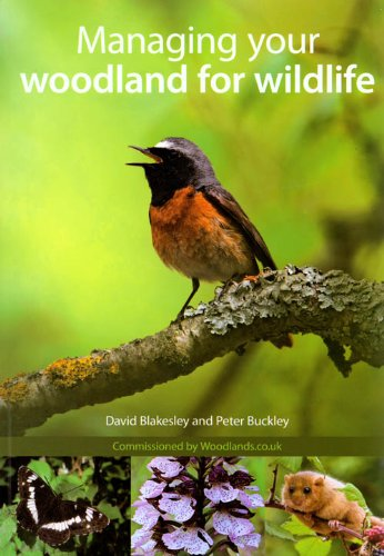 9781874357452: Managing Your Woodland for Wildlife