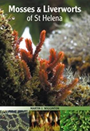 9781874357513: Mosses and Liverworts of St Helena