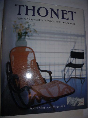 9781874371267: Thonet: Classic furniture in bent wood and tubular steel
