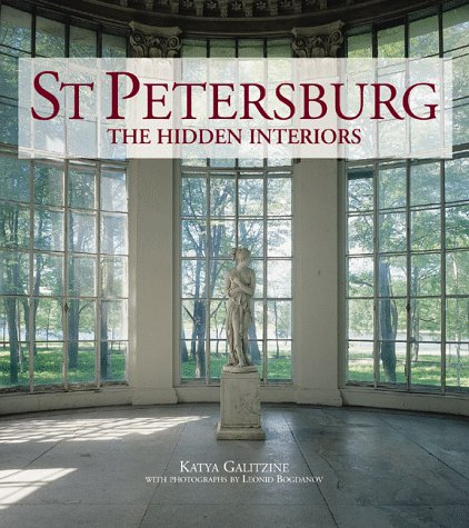 9781874371809: St Petersburg -the Hidden Interiors