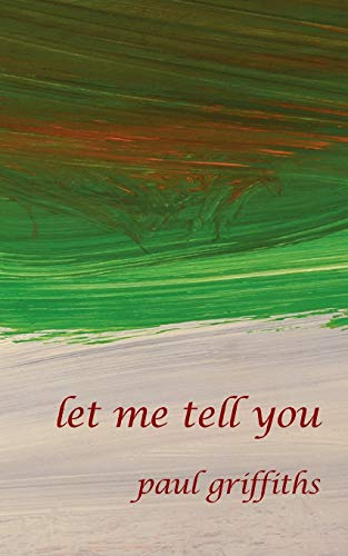 9781874400431: Let Me Tell You (Reality Street Narrative)