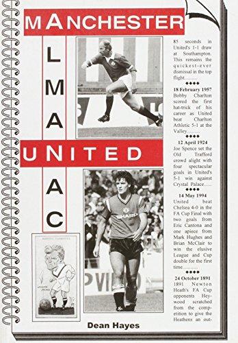9781874427629: Manchester United Almanac