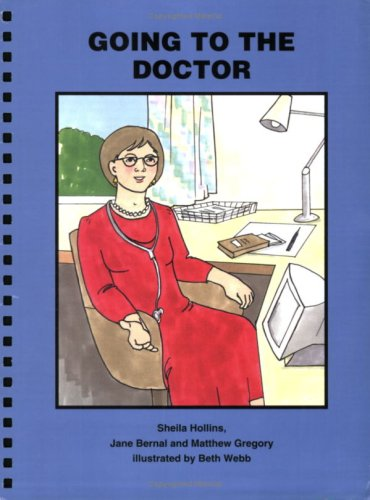 9781874439134: Going to the Doctor (Books Beyond Words)