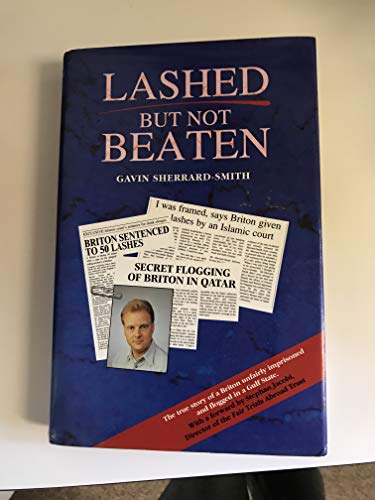 9781874476375: Lashed But Not Beaten (Stories Worth Telling)