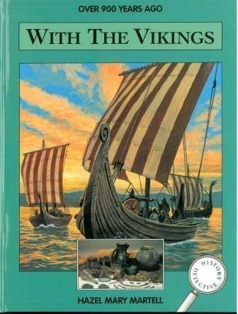 9781874488064: Over 900 Years Ago with the Vikings (History Detectives)