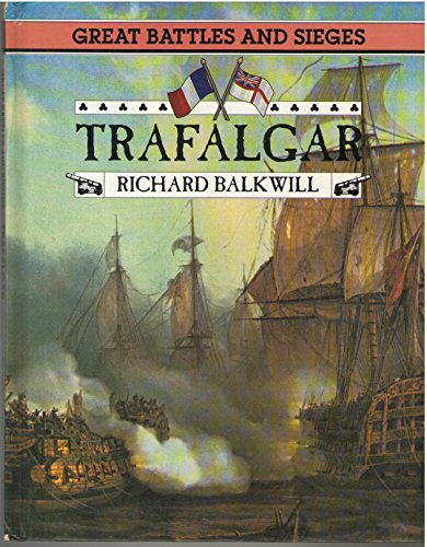 9781874488101: Trafalgar (Great Battles & Sieges)