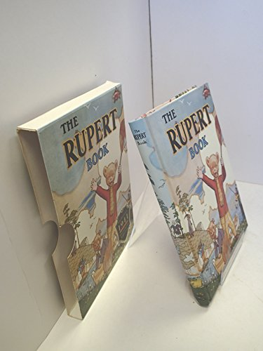 The Rupert book: 1941 edition facsimile: BESTALL, Alfred